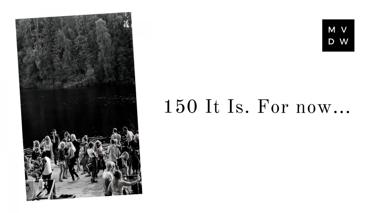 150It Is. For now…